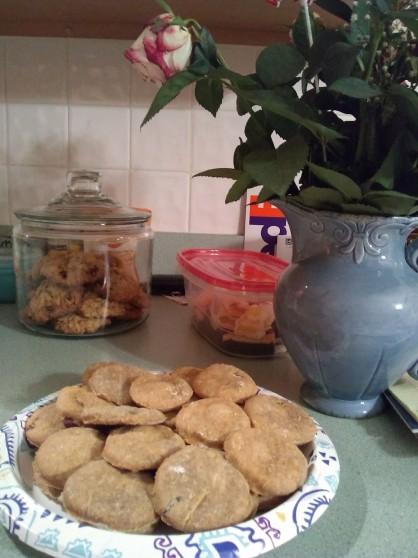 pup cookies